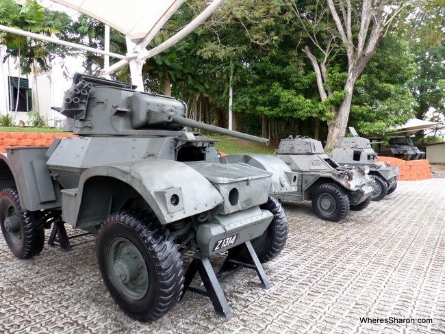 Port Dickson Military Museum