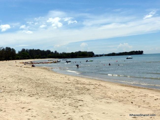 beaches in Port Dickson
