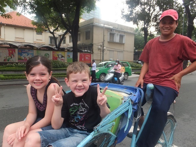 things to do with kids in Ho Chi Minh