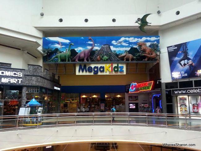 things to do in penang Mega Kidz World