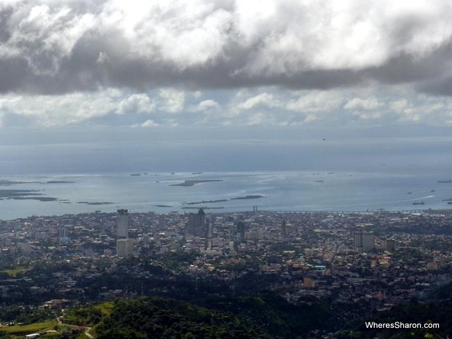 cebu things to do at Tops Lookout