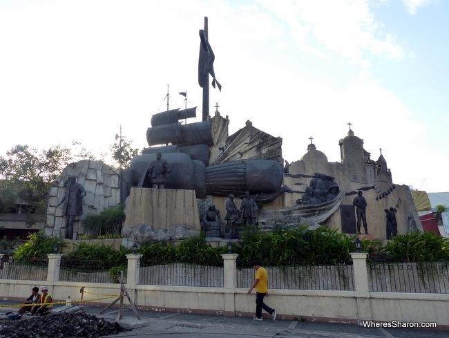 History of Cebu Monument