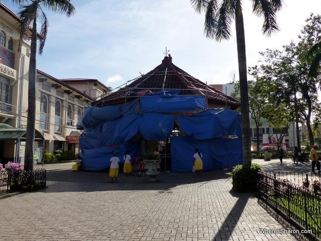 what to do in cebu island Magellan's Cross