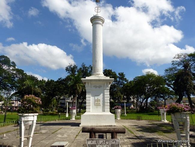 cebu city things to do Plaza Independencia