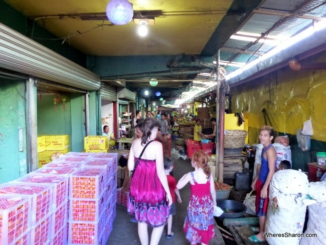 what to do when in cebu Carbon Market