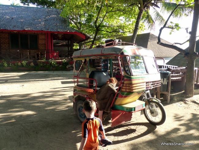 oalboal rickshaw