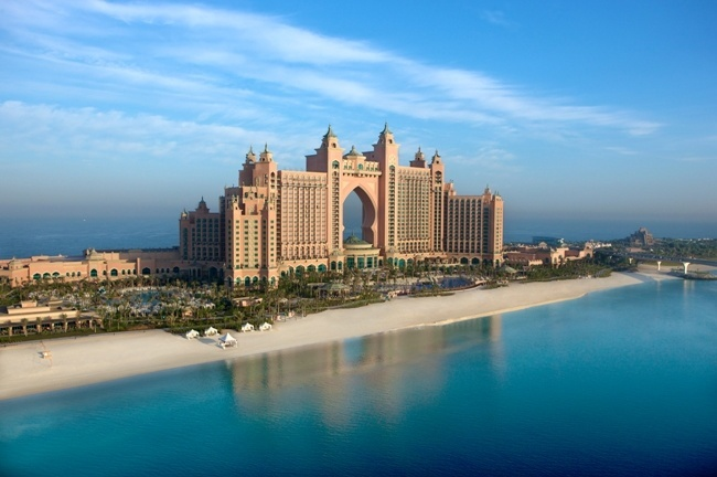 atlantis the palm best dubai hotel
