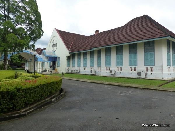 things to do in kuching malaysia Sarawak Islamic Museum