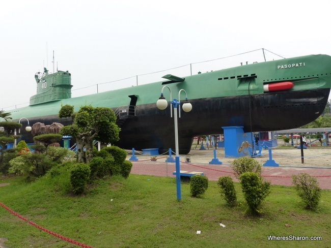 Submarine Museum (Monkasel