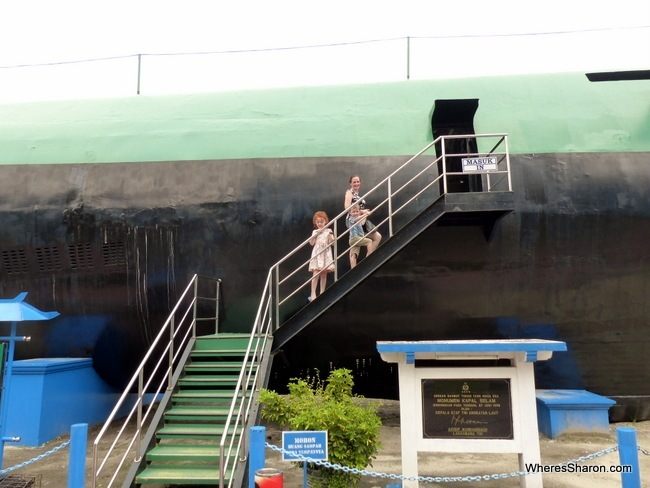 Submarine Museum Monkasel