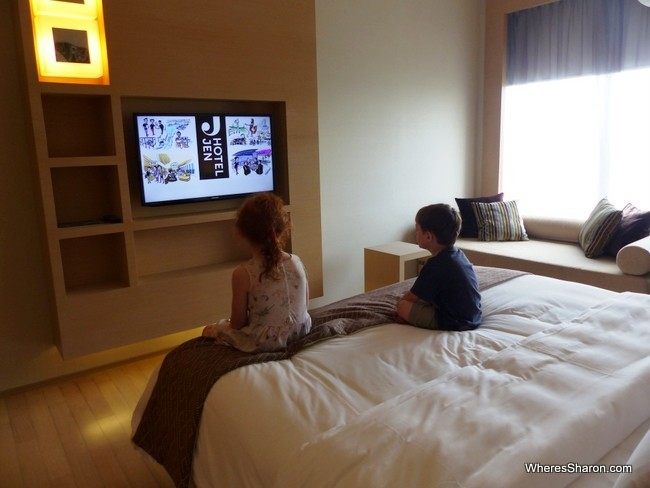 room at Hotel Jen Puteri Harbour review