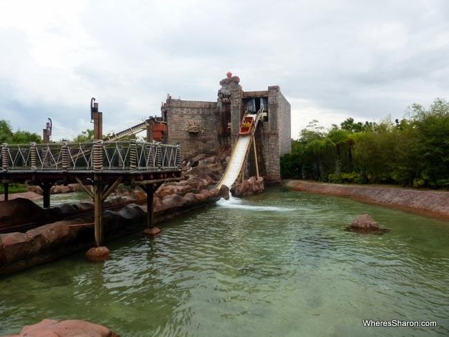 Dino Island at Legoland Malaysia