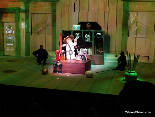 Nijago live show at Legoland Malaysia review