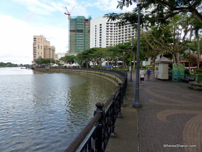 riverfront what to do in sarawak kuching