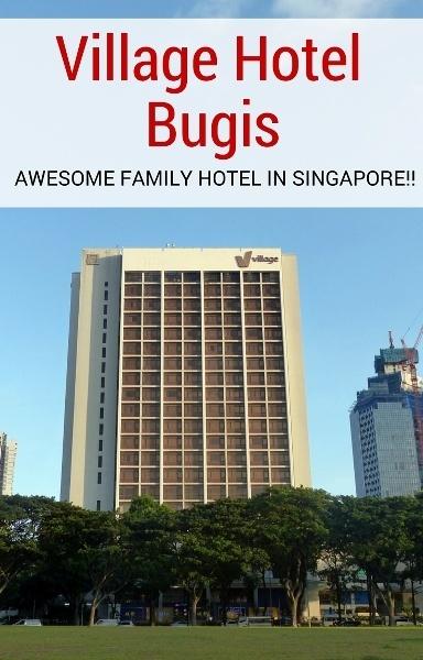 VILLAGE HOTEL BUGIS reviews
