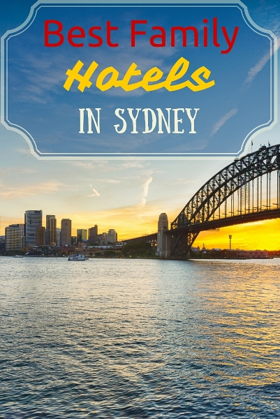 Best Family hotels in sydney
