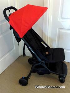 Mountain Buggy Nano cabin stroller