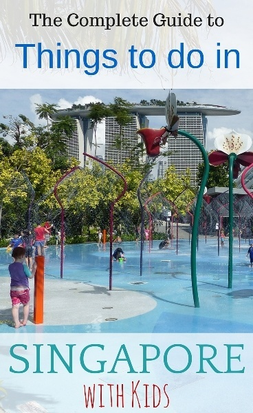 Things to do in Singapore with kids s