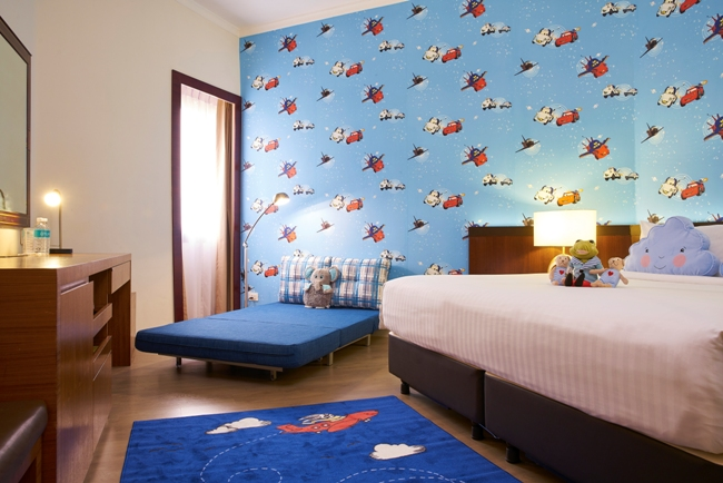 Kid Themed Rooms At Village Hotel Bugis