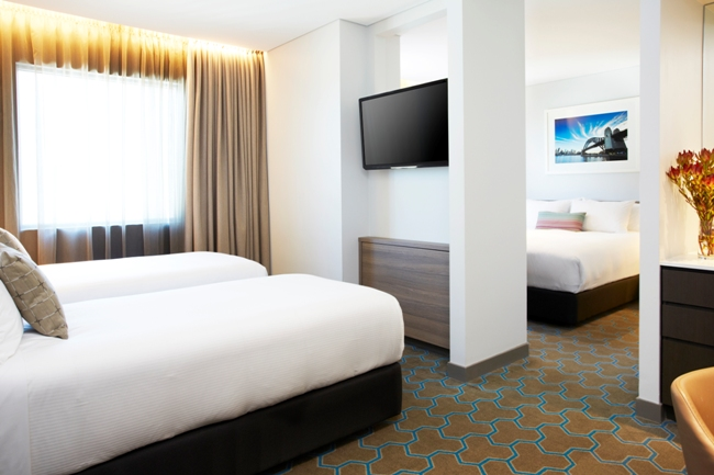 best family hotel suites sydney