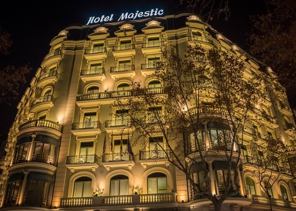 Best Family Hotels in Barcelona Hotel Majestic
