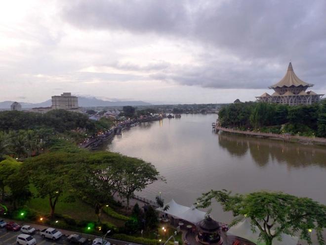 family getaway in malaysia in Kuching