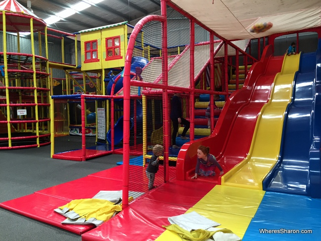 things to do in hobart with kids FAROUT Play Centre