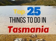 Top 25 Things to see in Tasmania: The Ultimate Bucket List!