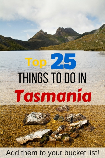 Top 25 Things to see in Tasmania: The Ultimate Bucket List! - Family Travel Blog - Travel with Kids