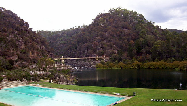 tourist places in tasmania in launceston