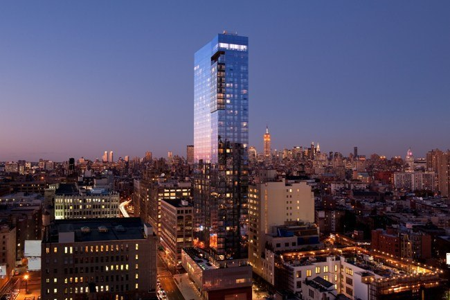 Trump Soho best family hotel in new york city