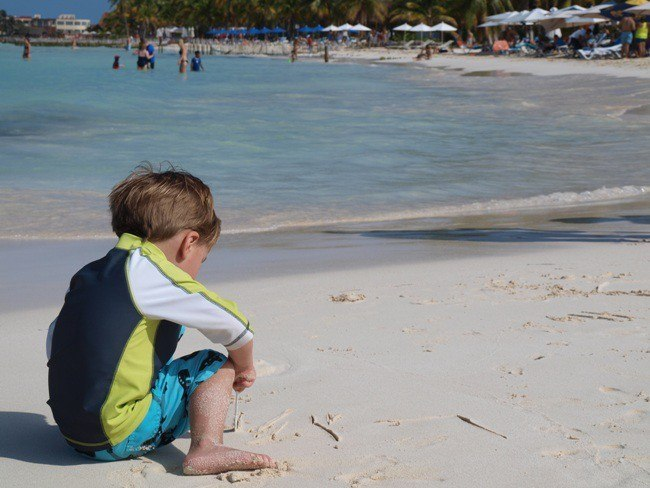 Caribbean Islands Vacations for families in Mexico