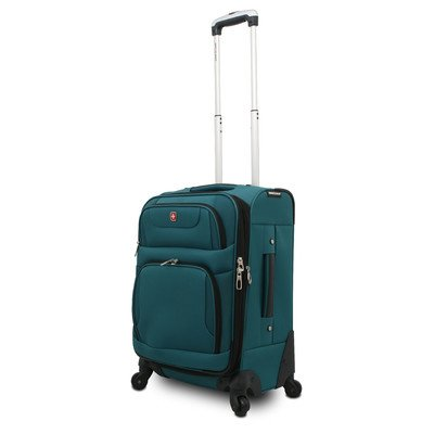 78157e493 The final spinner case in the best travel luggage reviews from SwissGear.  SwissGear have a great range of suitcases