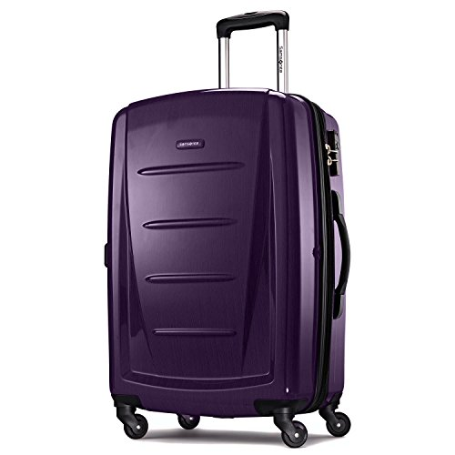 The Samsonite 28-Inch Winfield is the first suitcase in the best luggage  reviews. Samsonite have some of the best luggage to buy 8998c8a166c78