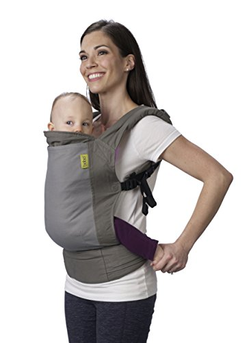 a94b4ea8757 This Boba 4G baby carrier is our pick as the best baby carrier for dads.  The versatile design of the Boba baby carrier extends further than just  being able ...