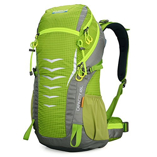 831a1c18121f The final backpack in the list may also be the best travel backpack for  women. The Doleesune 42I Internal Frame backpack is not only superficially  ...