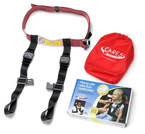 Child Airplane Travel Harness CARES
