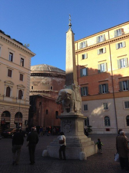 Rome activities for kids