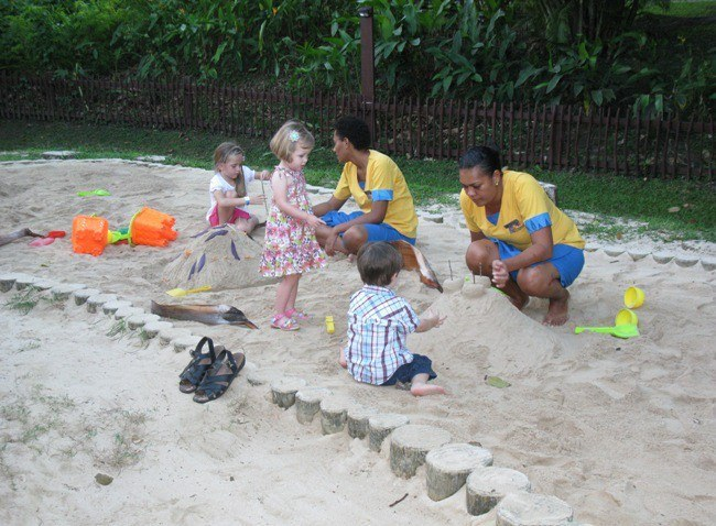 best fiji island resort for families Kids Club at Outrigger on the Lagoon