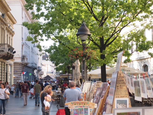 things to do in Belgrade with kids