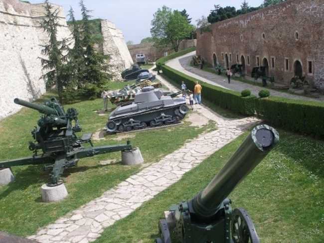 Military Museum what to do in Belgrade