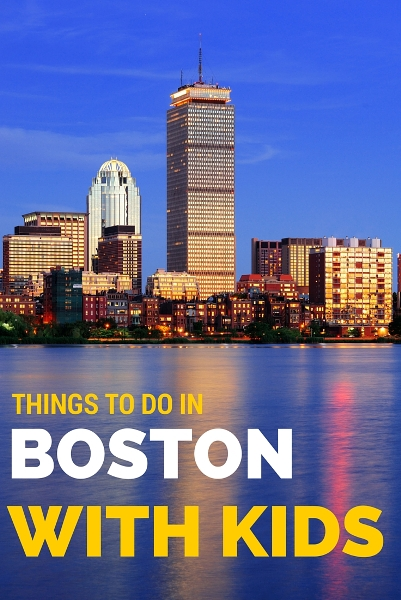 10 Fun Things To Do With Kids In Boston Family Travel