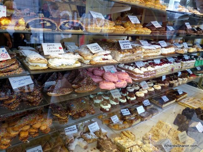 Acland Street Cake Shops