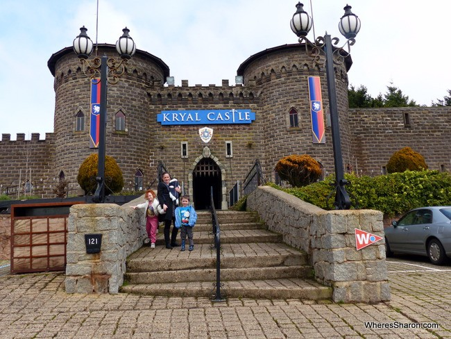 ballarat things to see and do at Kryal Castle