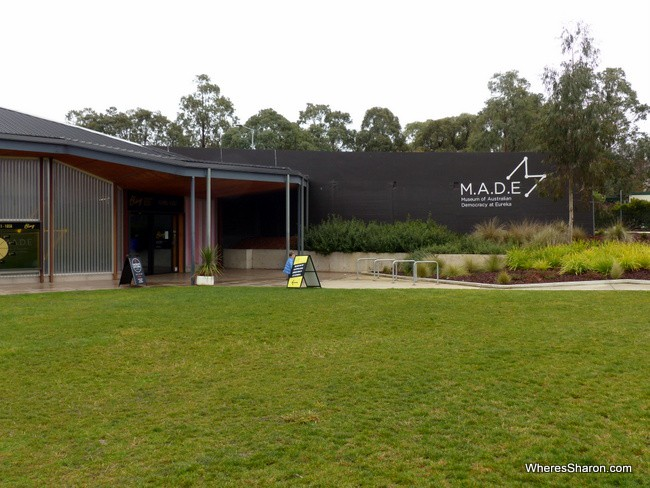 ballarat places to visit at MADE Museum