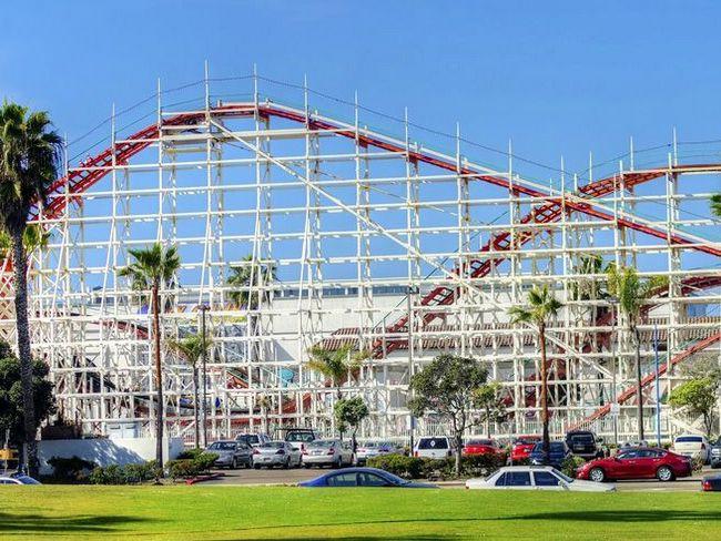 Belmont Park San Diego