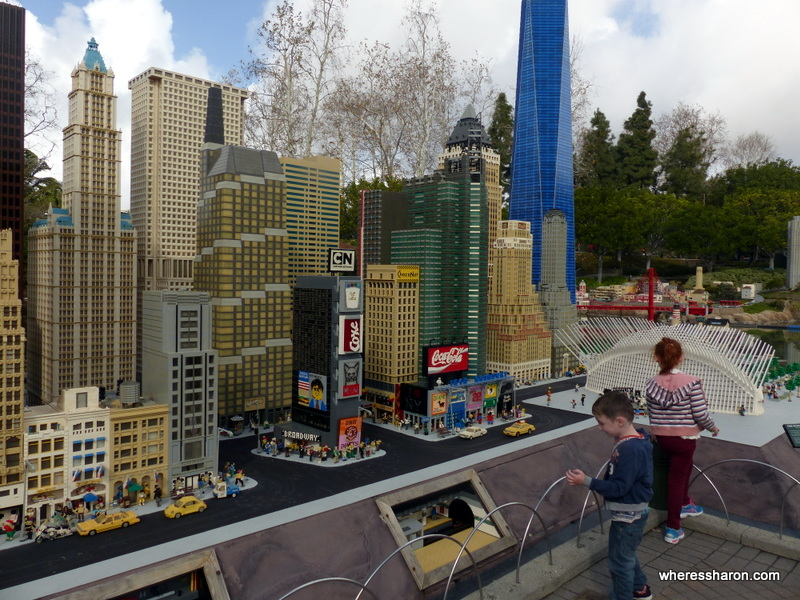 things to do in san diego kids at Legoland California