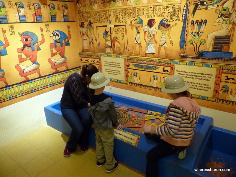 places to take kids in San Diego Museum of Man