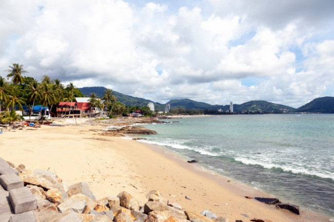 top beach areas in phuket