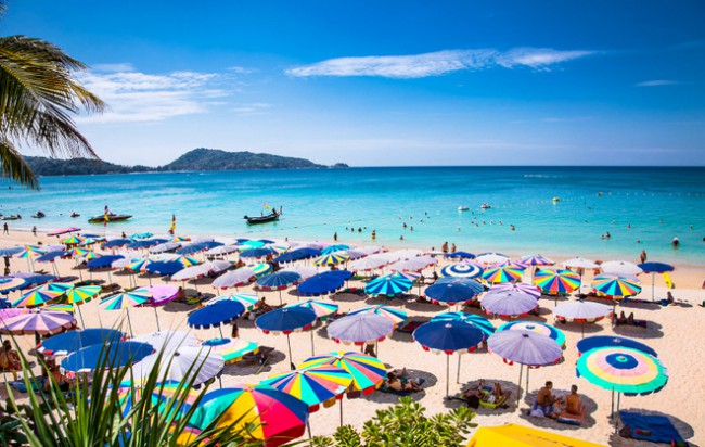 where to stay in Phuket Thailand